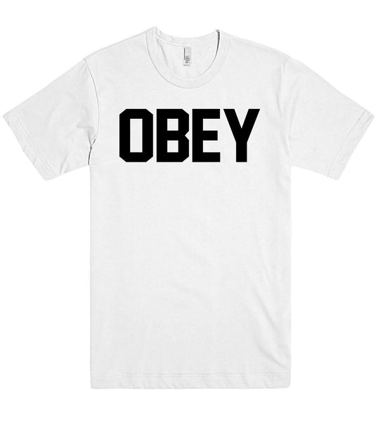 obey t shirt - Shirtoopia