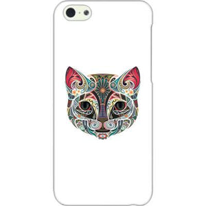 Psychedelic Cat iPhone 5 Cover - Shirtoopia