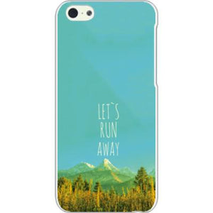 let`s run away iphone 5 cover - Shirtoopia