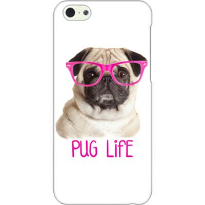 Pug Life iPhone 5c Case - FREE SHIPPING! - Shirtoopia