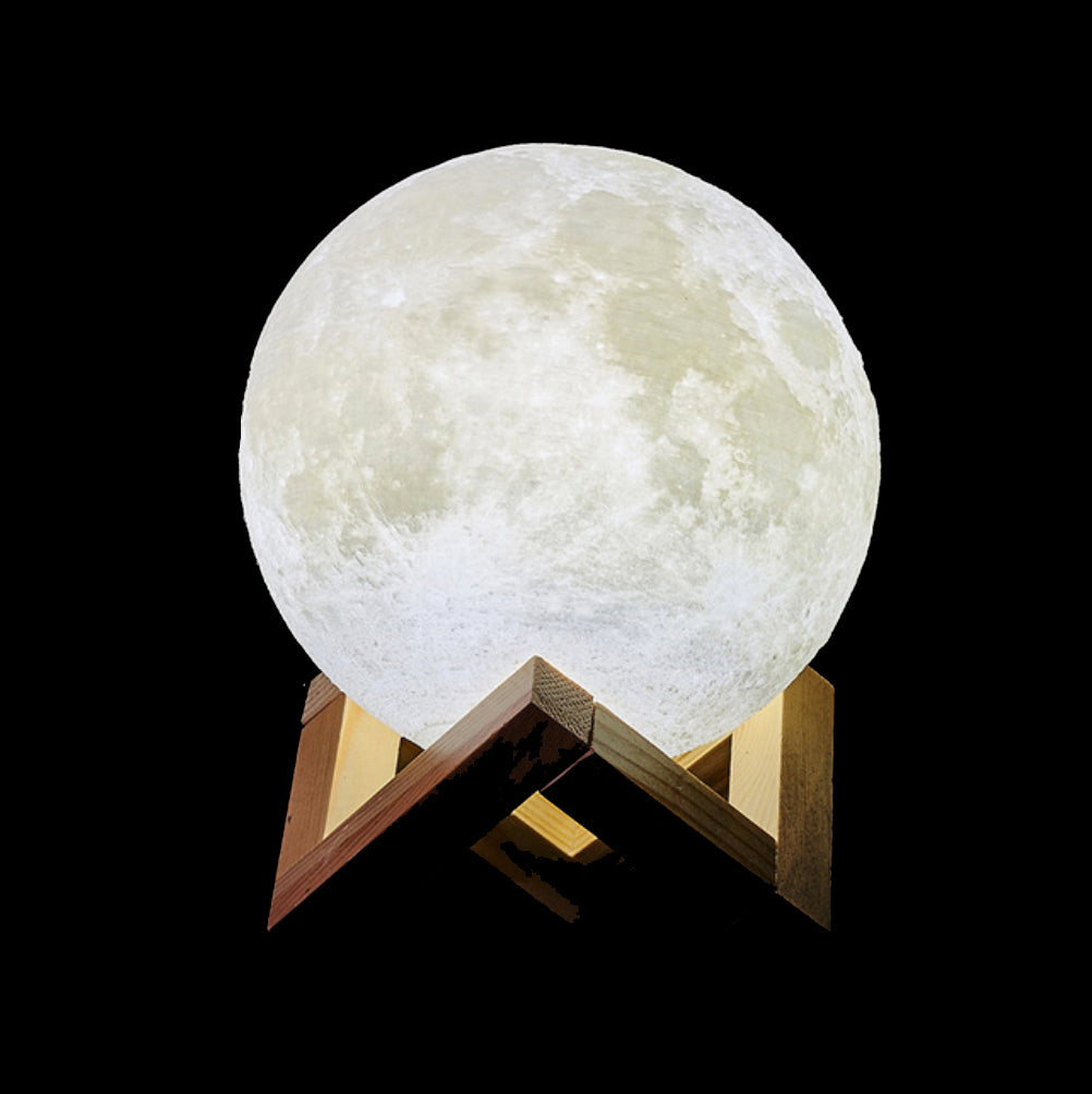 MOON LUNAR LAMP