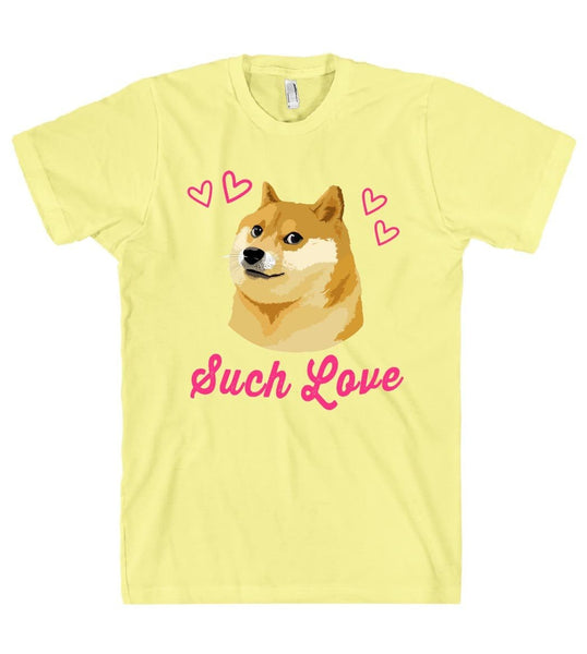 such love doge t shirt unisex - Shirtoopia