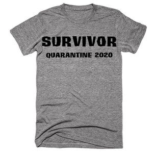 Survivor Quarantine 2020 T-Shirt