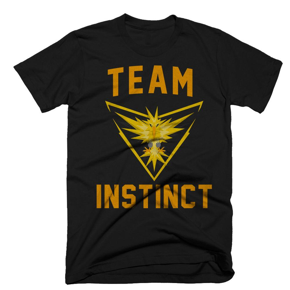 team instinct t-shirt - Shirtoopia