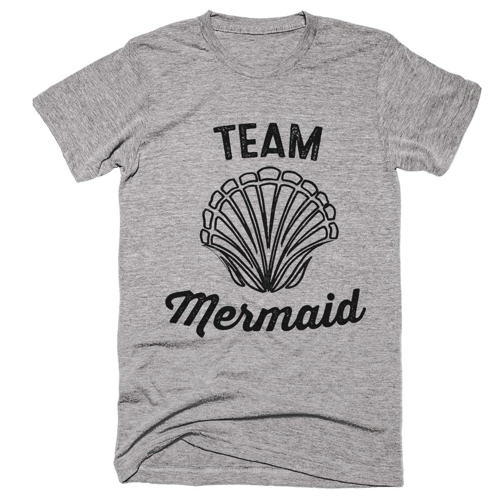 team mermaid t-shirt - Shirtoopia