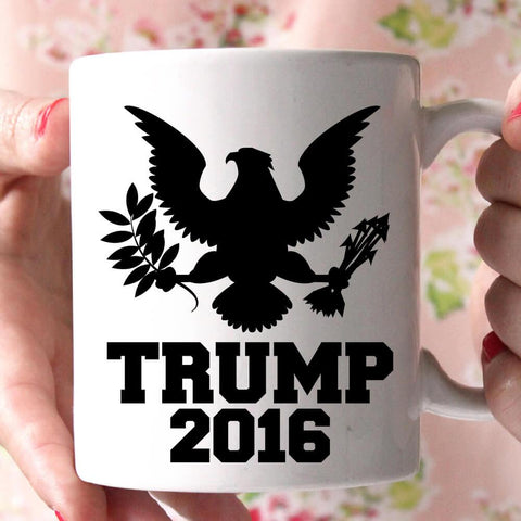 trump 2016 coffee mug - Shirtoopia