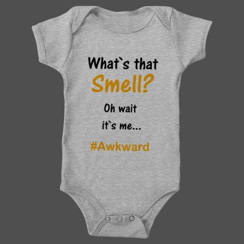 What`s that smell? Oh wait...it`s me. Awkward. - Shirtoopia