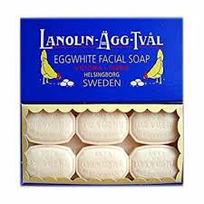 Lanolin-Agg-Taval Eggwhite Facial Care With Lanolin and Rose Water