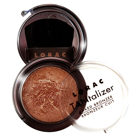 LORAC TANtalizer Baked Bronzer