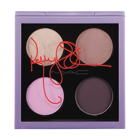 MAC Kelly Osbourne Bloody Brilliant Eyeshadow Quad (Limited Edition)