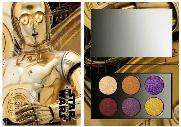 Pat McGrath Labs Star Wars The Rise Of Skywalker MTHRSHP: Galactic Gold