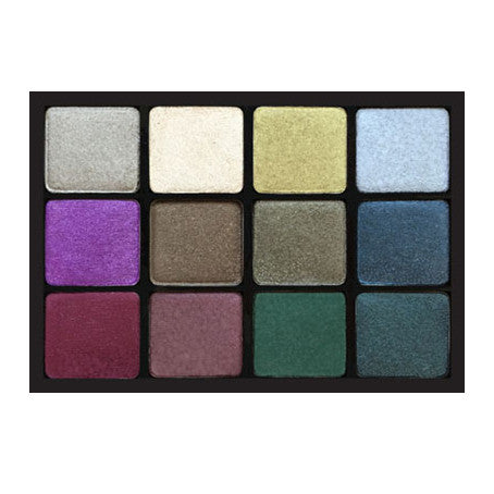 Viseart Eyeshadow Palette 09: Bijoux Royal
