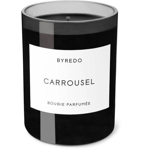 Byredo Carrousel Fragranced Candle
