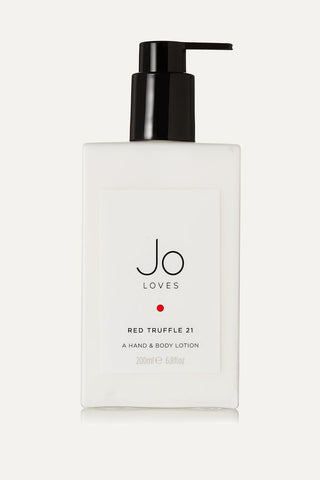 Jo Loves Red Truffle 21 Hand & Body Lotion 200ml