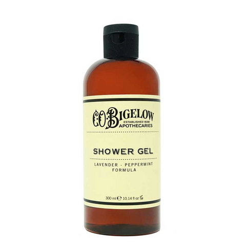 C.O. Bigelow Apothecaries Lavender-Peppermint Formula Shower Gel