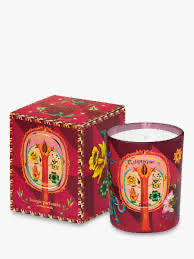 Diptyque Lucky Flowers Scented Candle