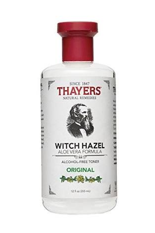Thayers Witch Hazel & Aloe Vera Formula Alcohol Free Toner