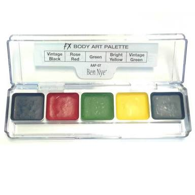 Ben Nye FX Body Art Palette