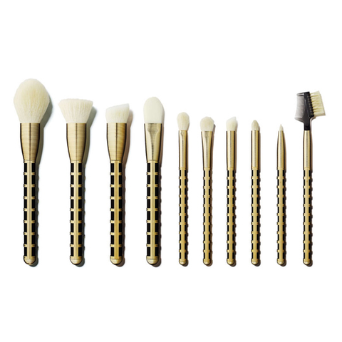Sonia Kashuk All That Jazz 10 Piece Brush Set (Limited Edition)