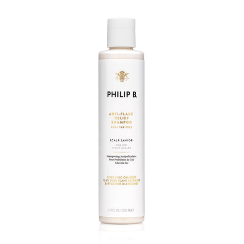 Philip B. Anti-Flake Relief Shampoo (Coal Tar Free)