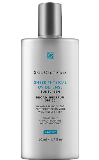 SkinCeuticals Sheer Physical UV Defense Sunscreen SPF50