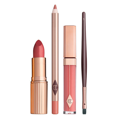 Charlotte Tilbury The Perfect Pink Kiss Lip Set (Limited Edition)