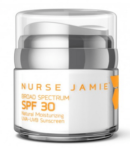 Nurse Jamie Broad Spectrum SPF 30 Natural Moisturizing Sunscreen