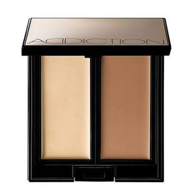 Addiction Glow and Contour Compact