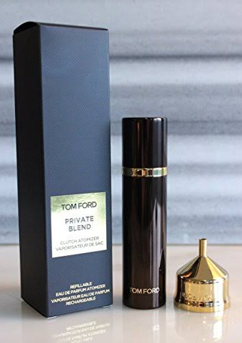 Tom Ford Private Blend Clutch Atomizer With Soleil Blanc
