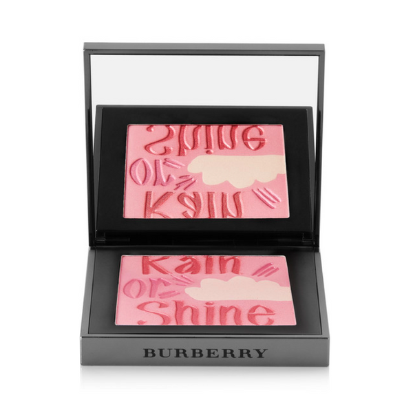 Burberry Rain or Shine Spring/Summer 2015 Runway Palette