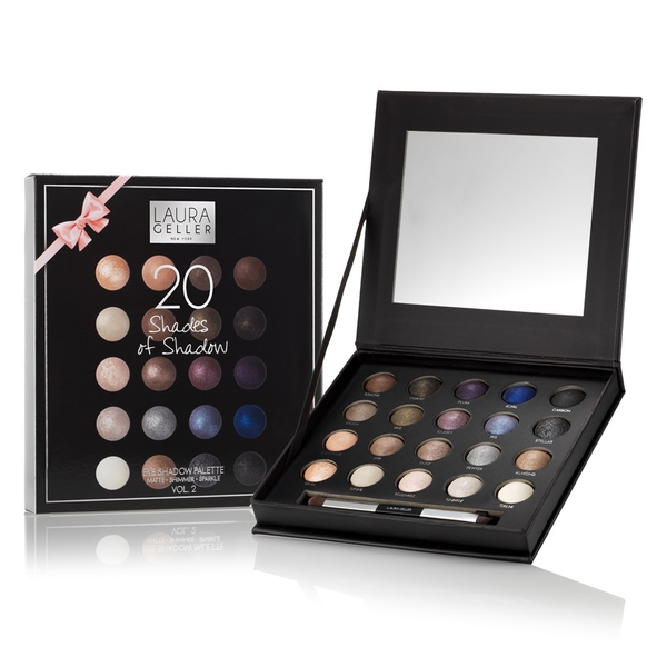 Laura Geller 20 Shades of Shadow Eye Shadow Palette Vol. 2