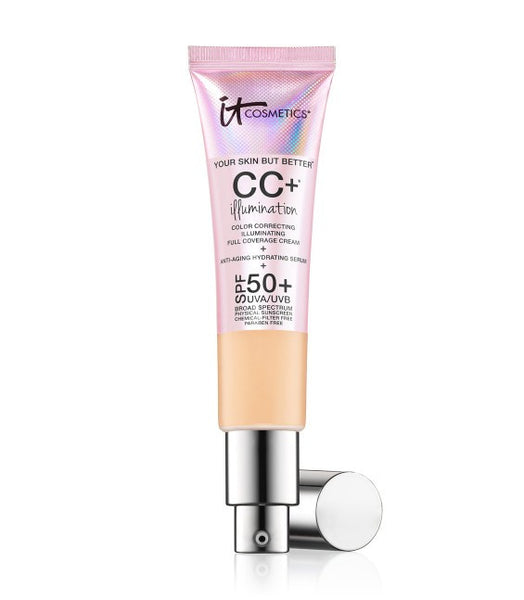 IT Cosmetics CC+ Illumination Full Coverage Cream SPF 50+
