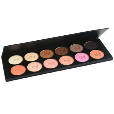 Ben Nye Essential Eye Shadow & Rouge Palette