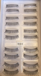 Korean Eyelash Set