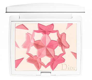 Diorsnow Blush n Bloom Spring coral 002 Limited edition
