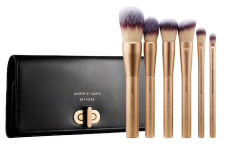 MAKEUP By Mario x SEPHORA-Complexion Brush set