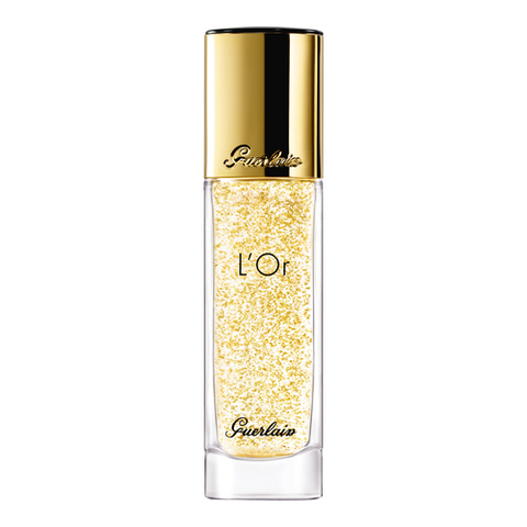 Guerlain L'Or Radiance Concentrate with Pure Gold Make-Up Base