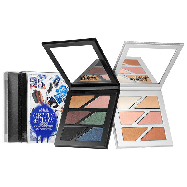 Estée Lauder The Estée Edit Gritty & Glow Magnetic Eye and Face Palettes (Limited Edition)