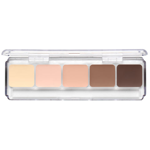 RCMA Highlight and Contour 5 Part Palette