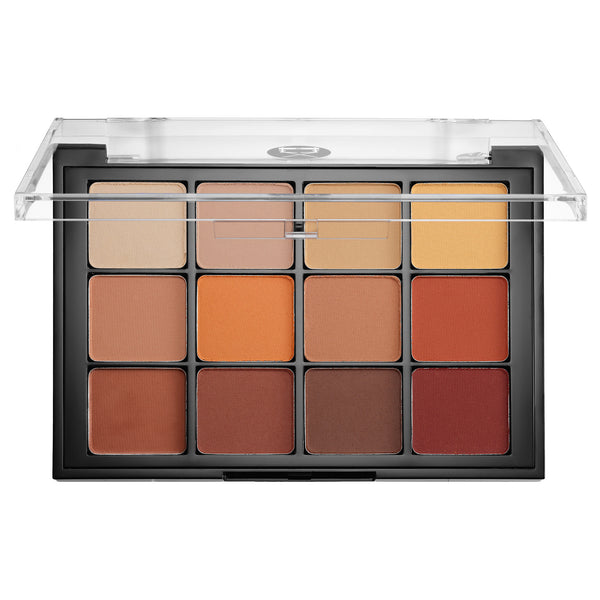 Viseart Eyeshadow Palette 10: Warm Matte