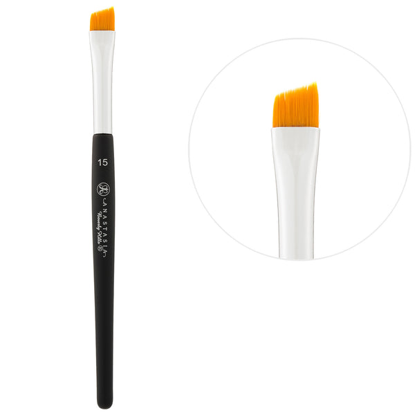 Anastasia Brush #15 Angle Cut Small
