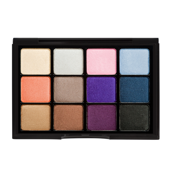 Viseart Eyeshadow Palette 03: Bridal Satin