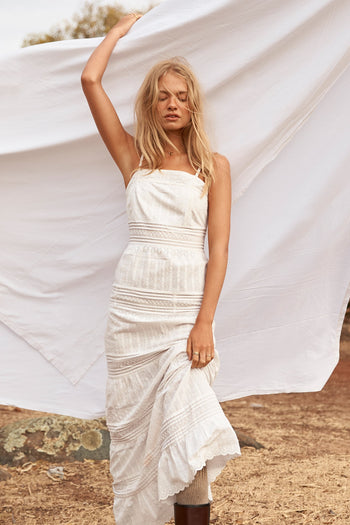 ARCHIVE SALE | CELIE MAXI DRESS