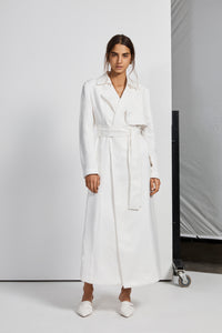 ANOUK LONG LINE TRENCH