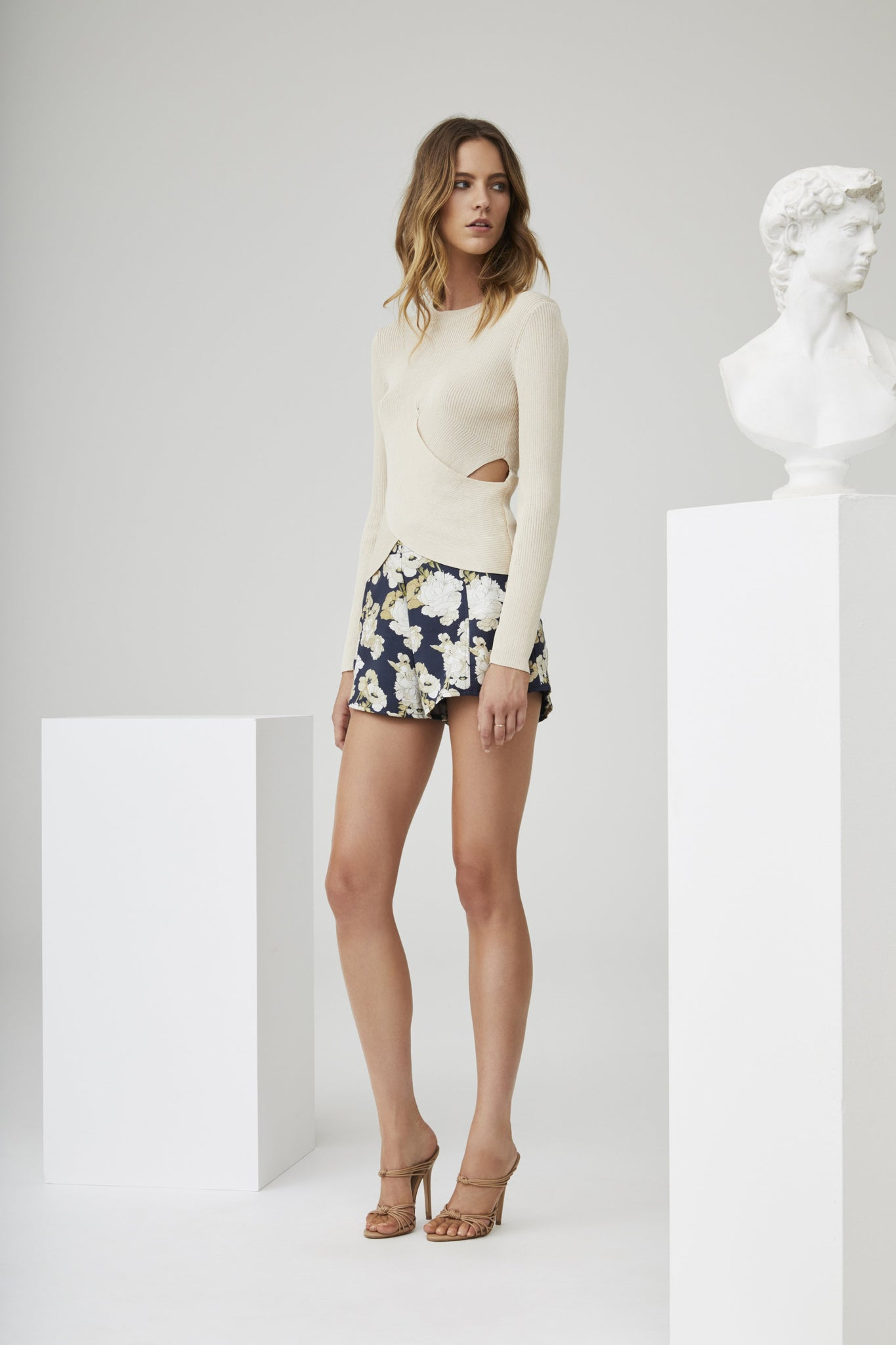 BELLAGIO PANELLED SHORT