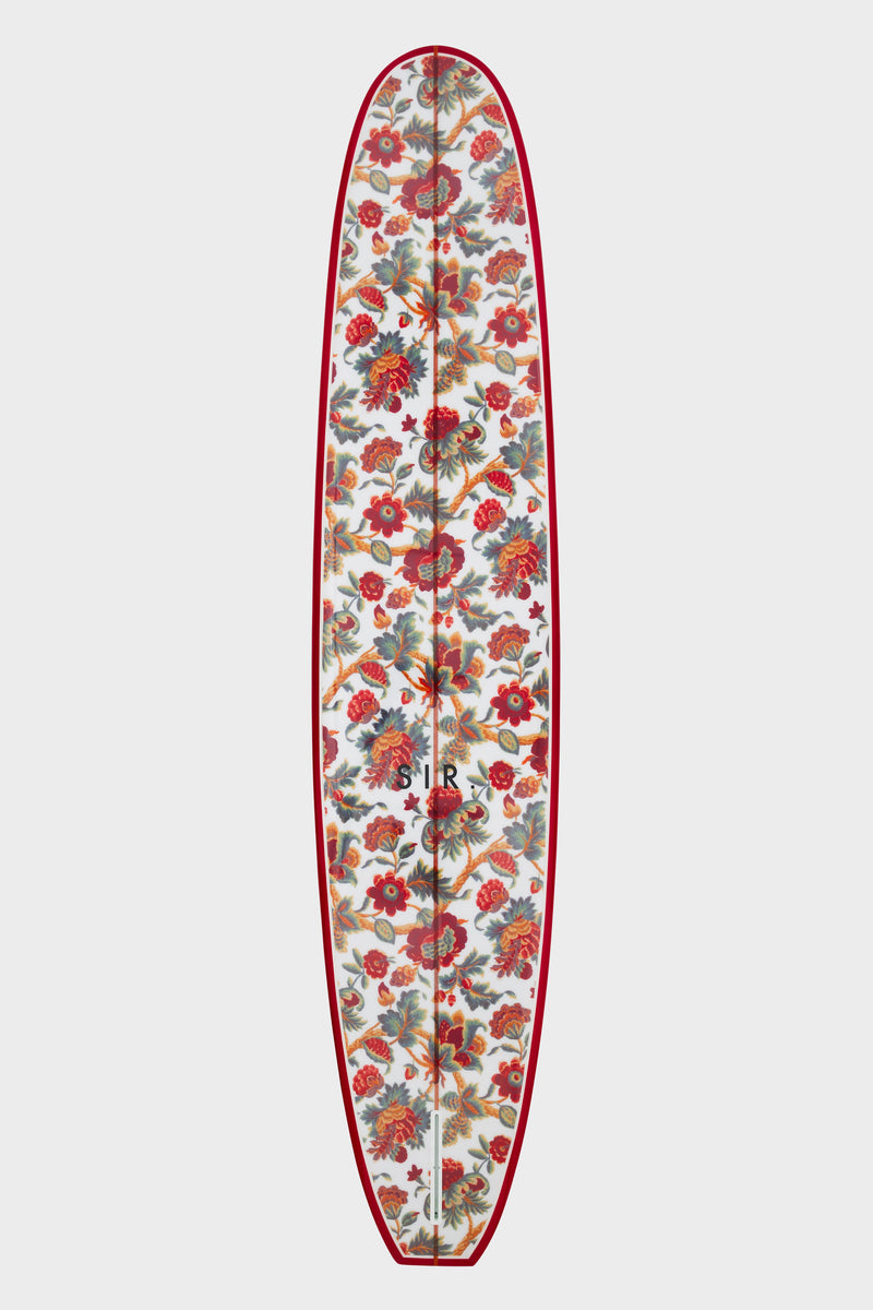 SIR the label AMBROISE PRINT LONG SURFBOARD AMBROISE PRINT
