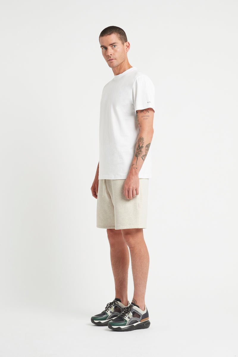 SIR the label MENS TRACK SHORT MARLE