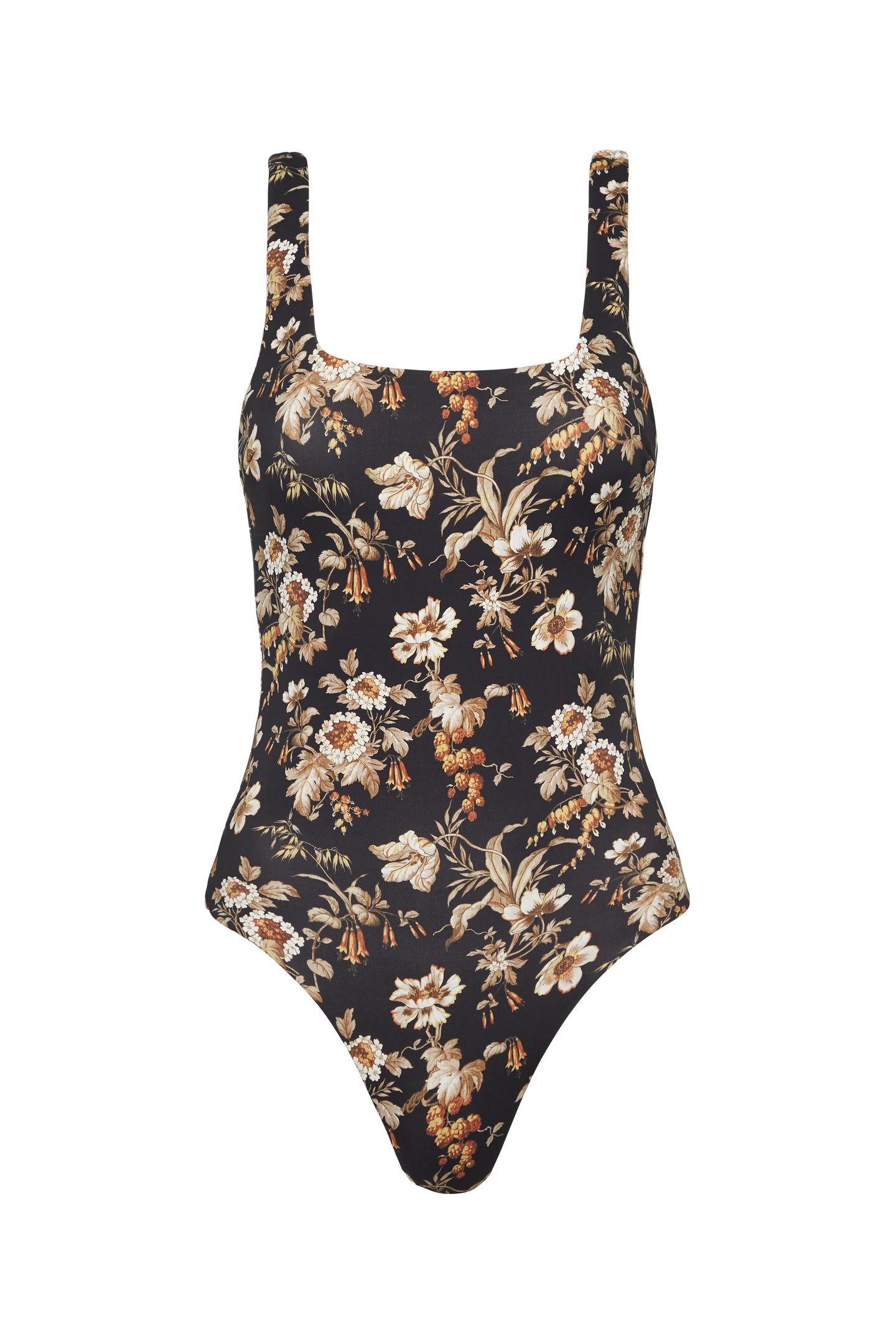 SIR the label AMERIE SQUARE ONE PIECE AMERIE PRINT