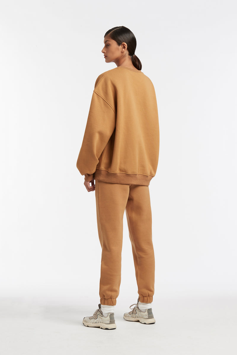 LEONE CREW NECK SWEATER