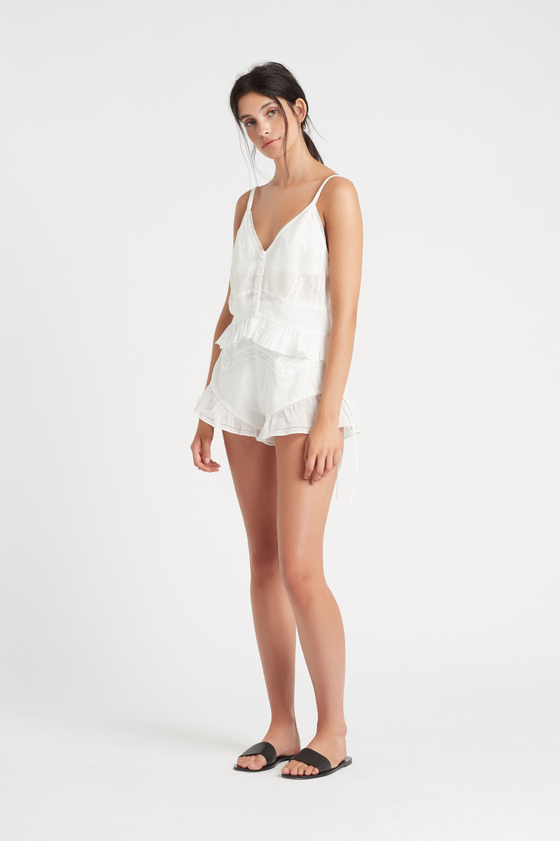 SIR the label CAPRICE CAMI IVORY